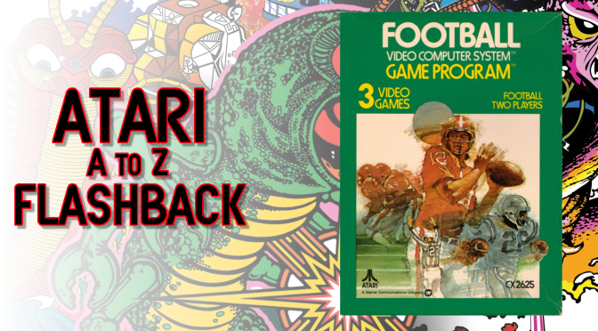 Atari A to Z Flashback: Football