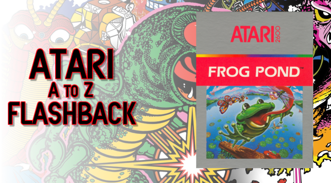 Atari A to Z Flashback: Frog Pond