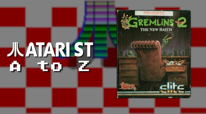 Atari ST A to Z: Gremlins 2