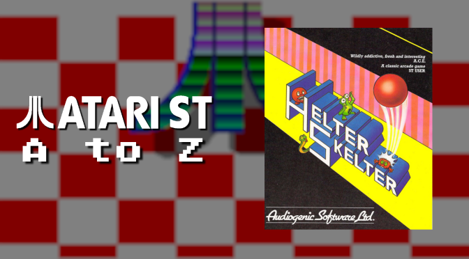 Atari ST A to Z: Helter Skelter