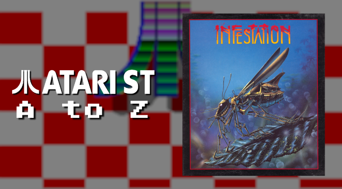 Atari ST A to Z: Infestation