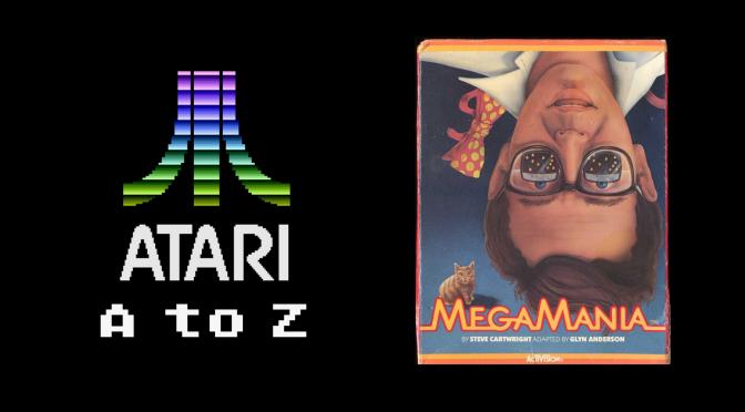 Atari A to Z: MegaMania