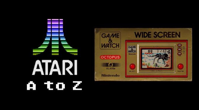 Atari A to Z: Octopus