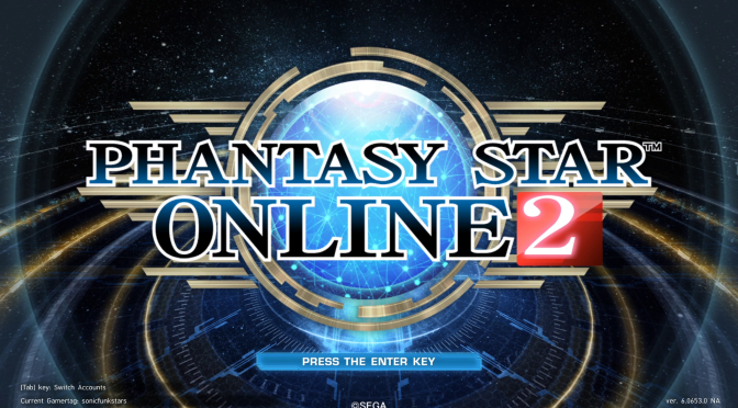 Phantasy Star Online 2: Day 1 As an ARKS Operative
