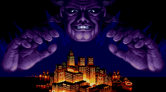 Streets of Rage 2: Everyone's Favourite
