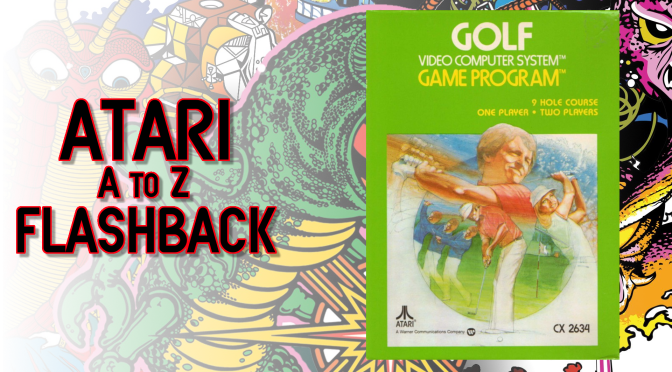 Atari A to Z Flashback: Golf