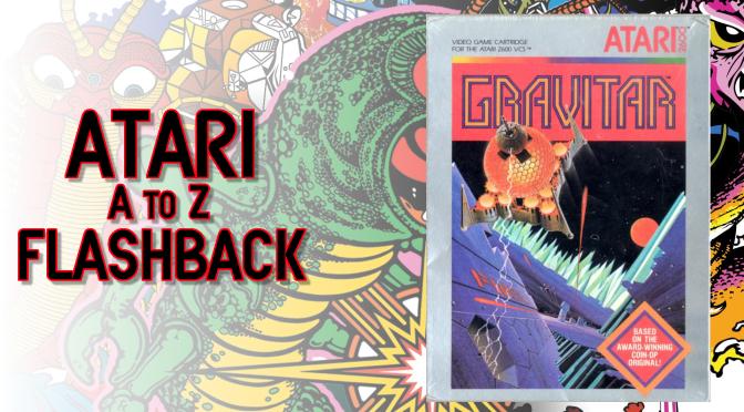 Atari A to Z Flashback: Gravitar