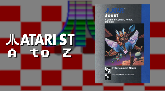 Atari ST A to Z: Joust