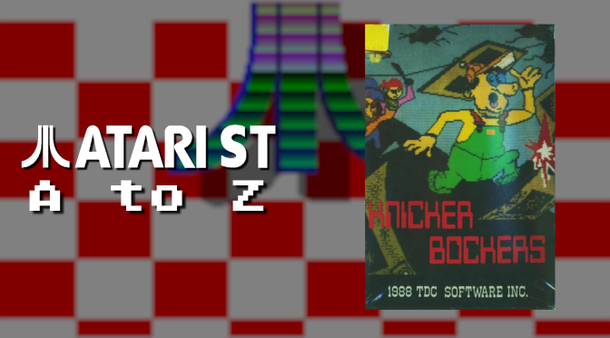 Atari ST A to Z: Knicker-Bockers