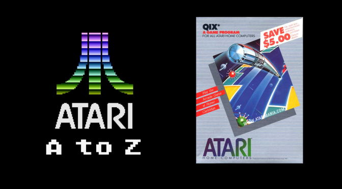 Atari A to Z: Qix