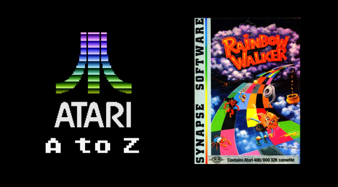 Atari A to Z: Rainbow Walker