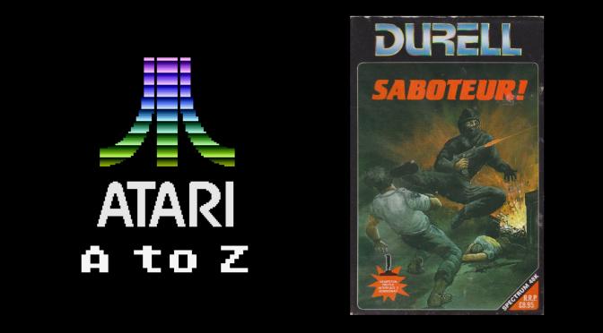 Atari A to Z: Saboteur!