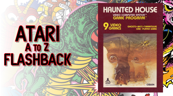 Atari A to Z Flashback: Haunted House