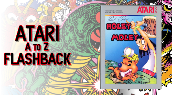 Atari A to Z Flashback: Holey Moley