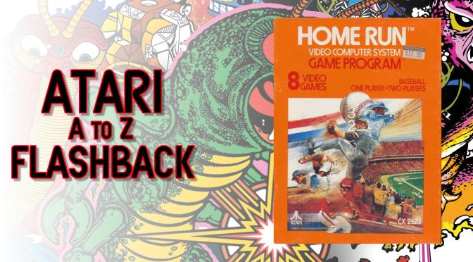 Atari A to Z Flashback: Home Run