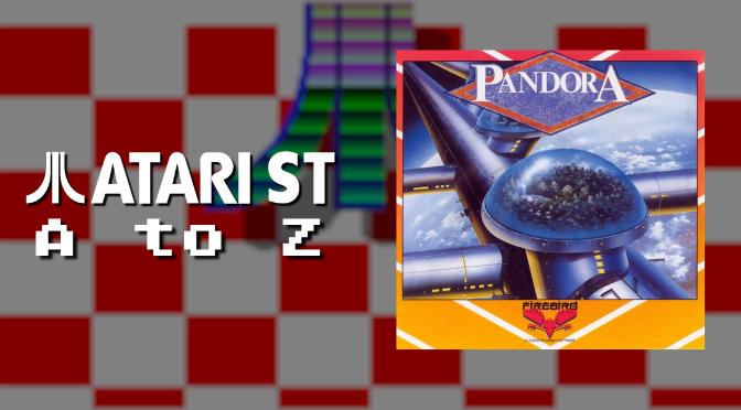 Atari ST A to Z: Pandora