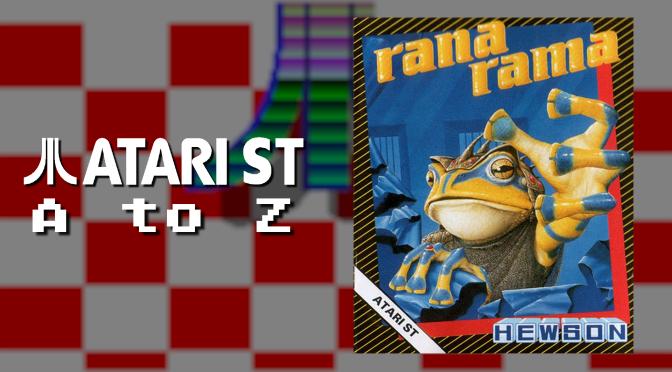 Atari ST A to Z: Rana Rama