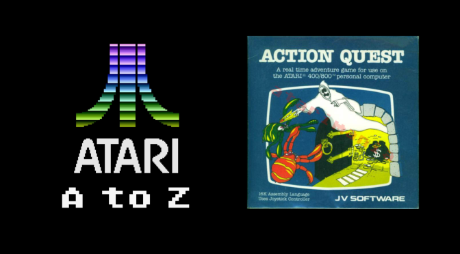 Atari A to Z: Action Quest