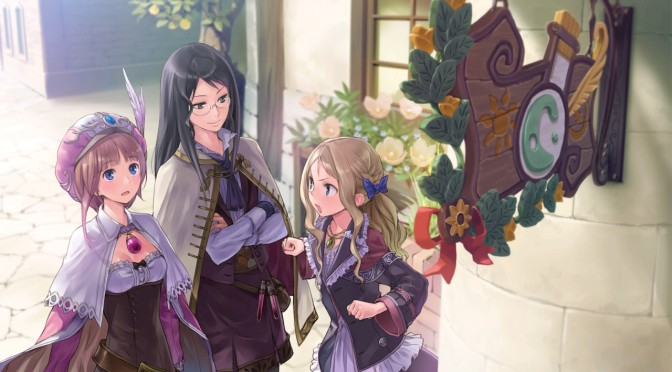 Atelier Rorona: The Alchemist of Arland – A New Generation of Alchemy