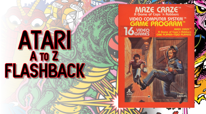 Atari A to Z Flashback: Maze Craze