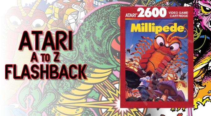 Atari A to Z Flashback: Millipede