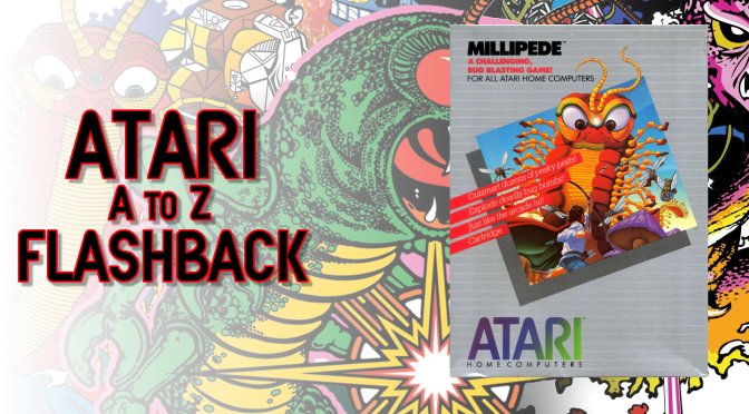 Atari A to Z Flashback: Millipede