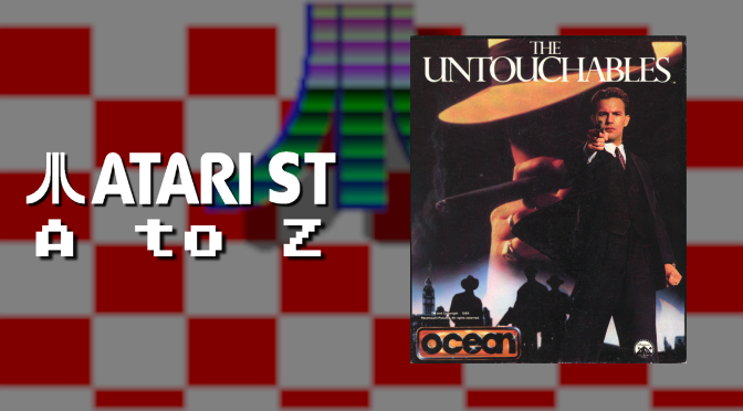 Atari ST A to Z: The Untouchables