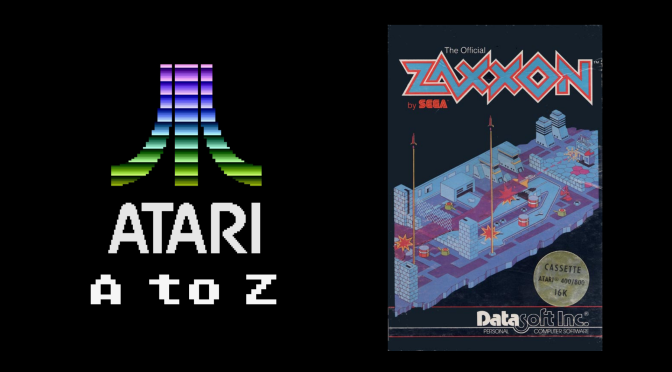 Atari A to Z: Zaxxon