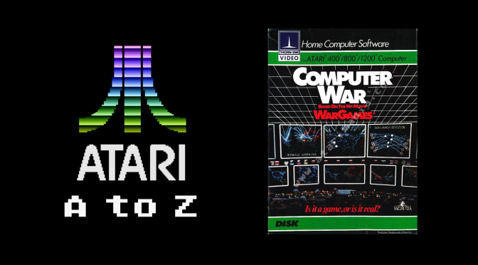 Atari A to Z: Computer War