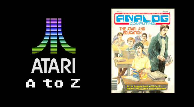 Atari A to Z: Elevator Repairman