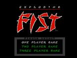 Exploding Fist