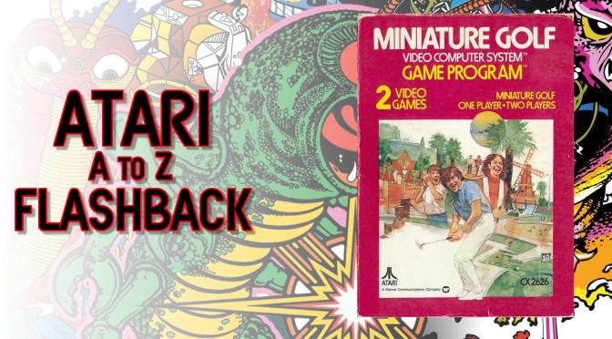 Atari A to Z Flashback: Miniature Golf