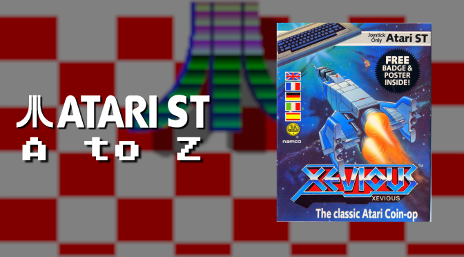 Atari ST A to Z: Xevious