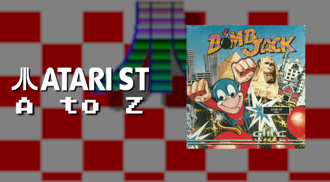 Atari ST A to Z: Bomb Jack
