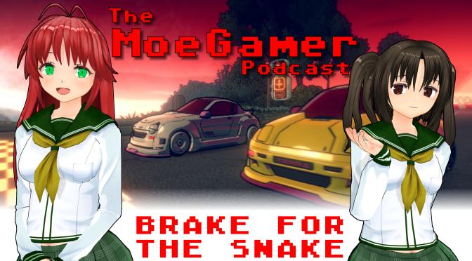 The MoeGamer Podcast: Episode 43 – Brake for the Snake