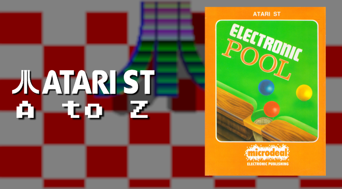 Atari ST A to Z: Electronic Pool