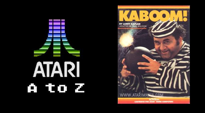 Atari A to Z: Kaboom!
