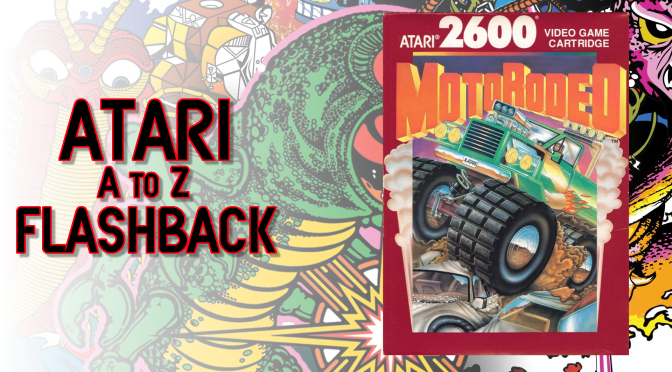 Atari A to Z Flashback: Motorodeo