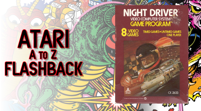 Atari A to Z Flashback: Night Driver