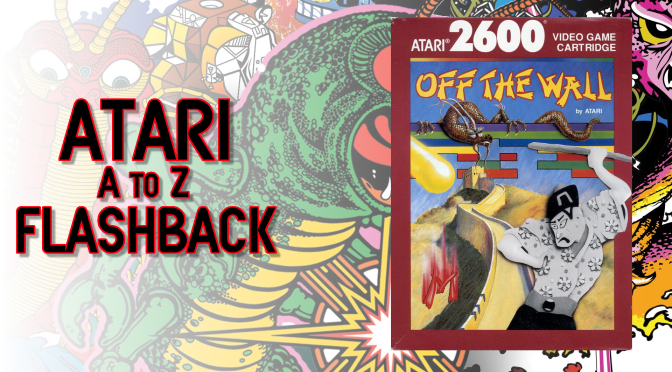 Atari A to Z Flashback: Off the Wall