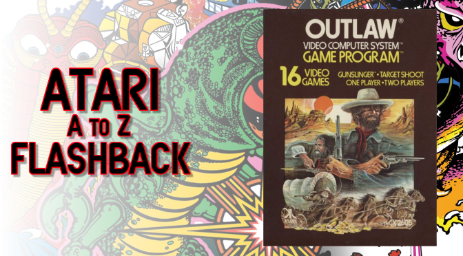 Atari A to Z Flashback: Outlaw
