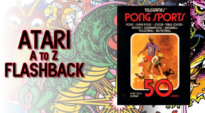 Atari A to Z Flashback: Pong Sports