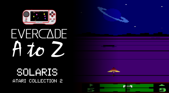 Evercade A to Z: Solaris