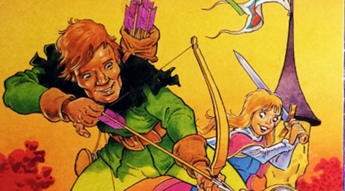 Super Robin Hood: Feared By the Bad, Loved By the Good