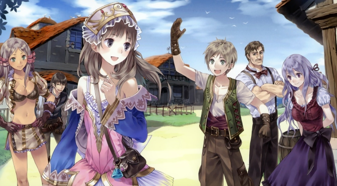 Atelier Totori: The Adventurer of Arland – A Journey to Adulthood