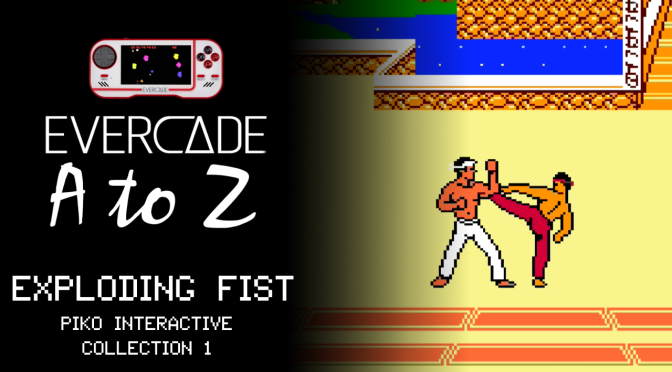 Evercade A to Z: Exploding Fist