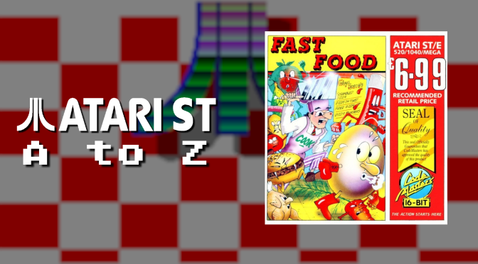 Atari ST A to Z: Fast Food