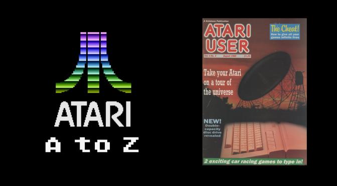 Atari A to Z: Maniac Mover