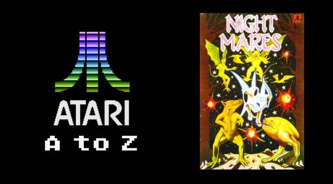 Atari A to Z: Nightmares
