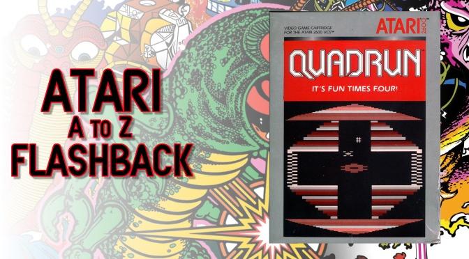 Atari A to Z Flashback: Quadrun